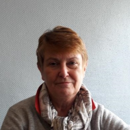 Mrs Janet Maxwell